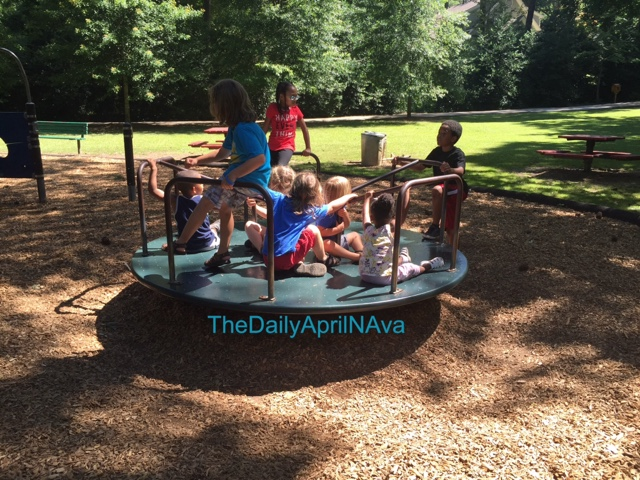 play playground park tanyard creek park ardmore park atlanta georgia black brown girl top atlanta georgia black mom mommy motherhood blogger
