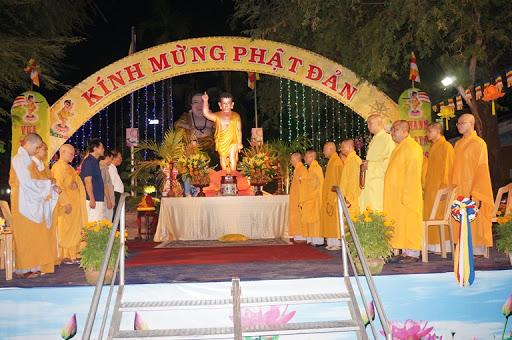 Tp. Quy Nhơn: Ban Trị sự GHPGVN .TP Tổ chức tuần lễ Đại Lễ Phật Đản PL. 2560.