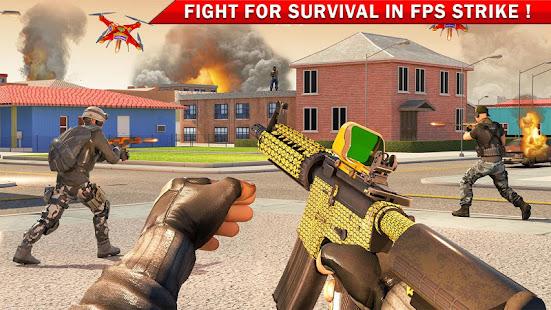 FPS Shooting - Counter Terrorist Gun Strike Game for PC-Windows 7,8,10 and Mac apk screenshot 6