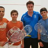2014 State C Doubles: Champions Amrit & Deven Kanwal; Finalists - Matt Bryson & Peter McIntire