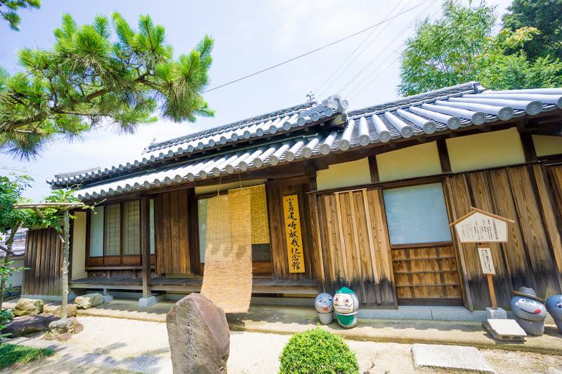Shodoshima Island, Hosai Ozaki Memorial Museum 1