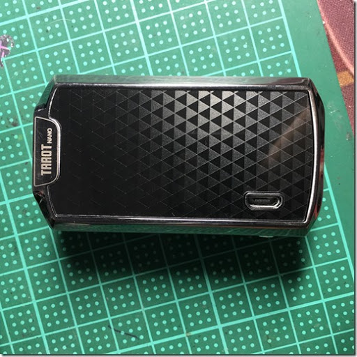 IMG 1022 thumb%25255B3%25255D - 【MOD】「VAPORESSO Tarot Nano 80W Mod」のレビュー。高級感かつカッコいい!