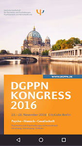 DGPPN 2016 screenshot 0