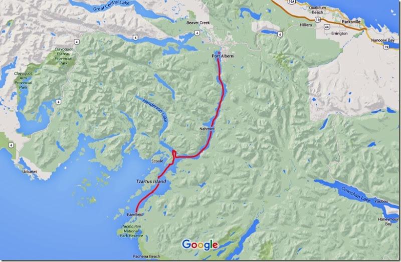 Google Maps al