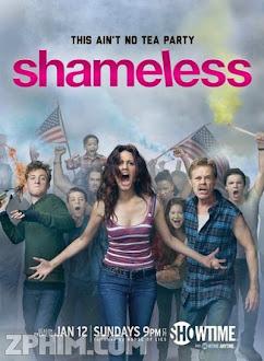Không Biết Xấu Hổ 4 - Shameless Season 4 (2014) Poster