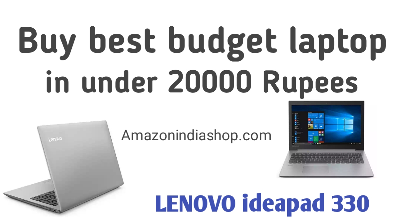 Buy best budget gaming laptop under 20000 rupees from Amazon