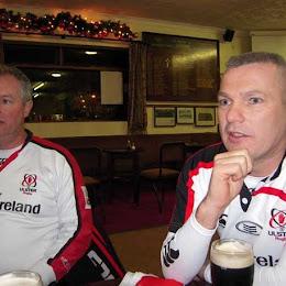 Scarlets v Ulster, 12th December 2008