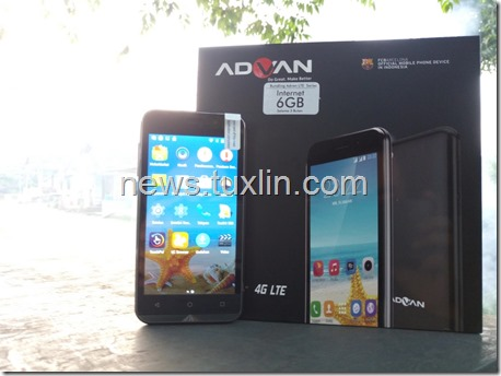 Benchmark Advan i45