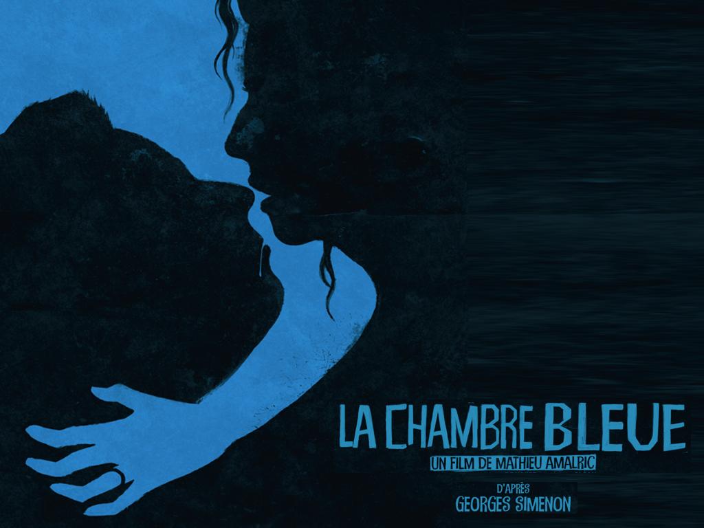 Το μπλε δωμάτιο (La chambre bleue/ The Blue Room) Wallpaper