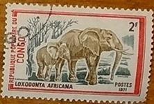 timbre Congo 001