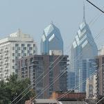 Небоскребы Филадельфии