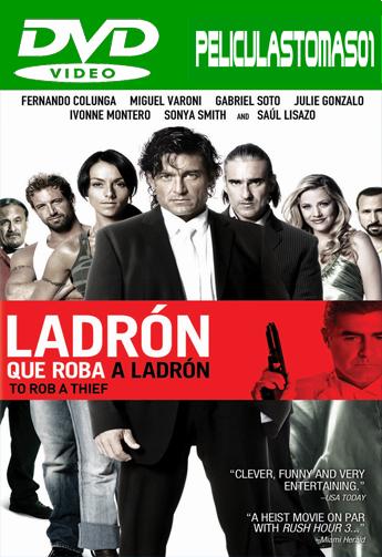 Ladrón que roba a ladrón (2007) DVDRip
