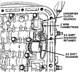 Free Ford Service And Repair Manuals Rh Blogspot Com A4LD Valve Body Map E40D Transmission Group