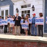 Campaign Launch Press Conference, Lewisboro