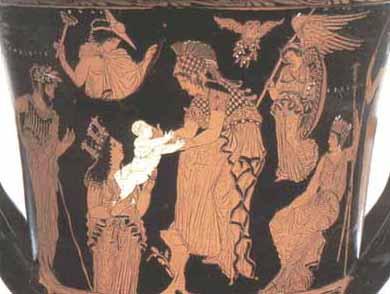 Greek Goddesses, Gods And Goddesses 1