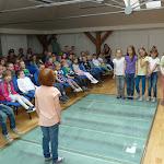 Koncert pro předškoláky v ZUŠ Na Popelce 3.třída Nad Palatou 20.5.2016
