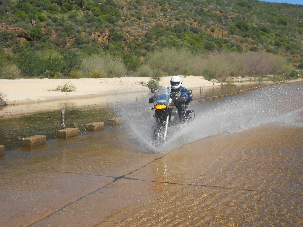 Motorbike On Train Tour To Namaqualand Flowers Amp West