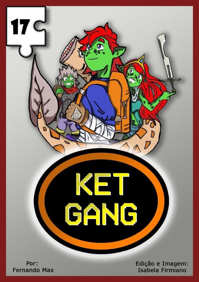 K.G.: Capítulo 17 - Um conto do Subsolo