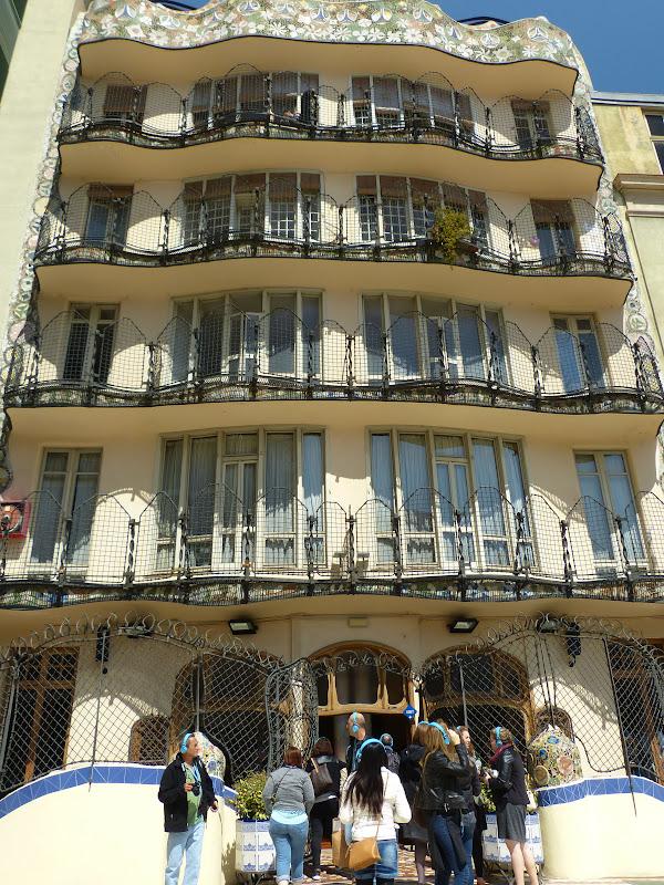 Les maisons de Gaudi P1350174