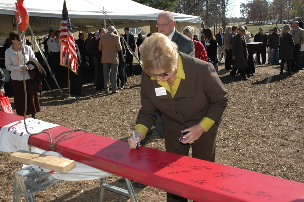 UACCH-Texarkana Creation Ceremony & Steel Signing - DSC_0010.JPG