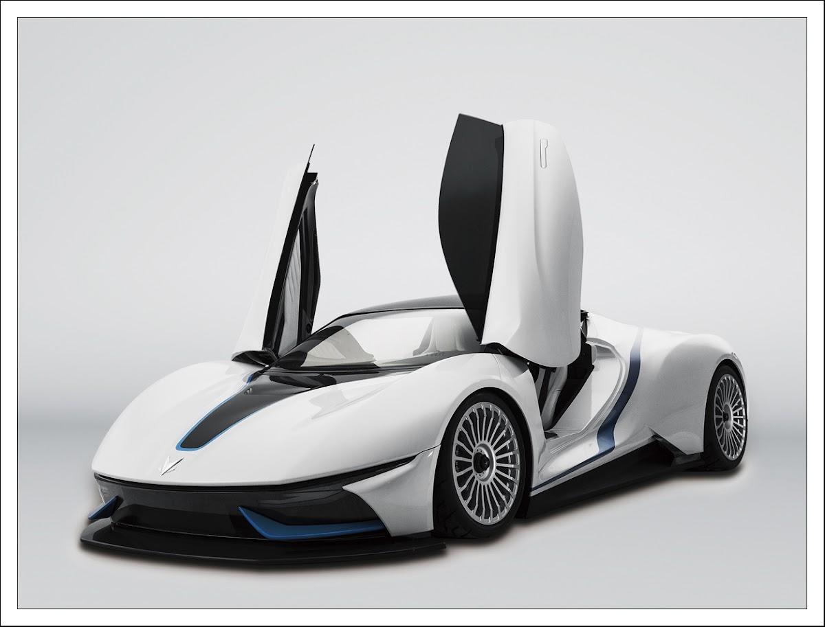 ArcFox-7 Concept