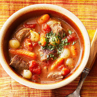 Dijon Beef Stew