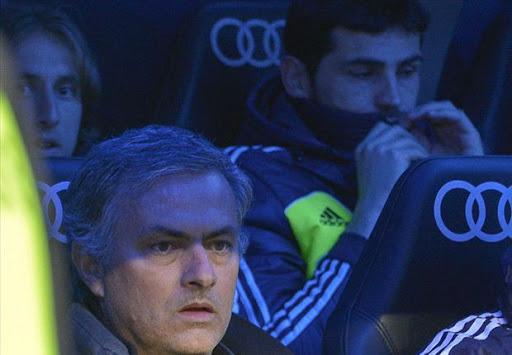 Casillas: I'll say hello to Mourinho