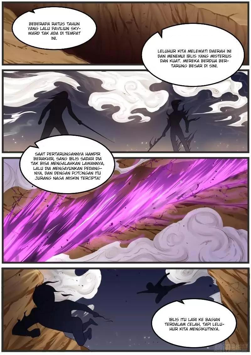 Baca Komik Martial Peak Chapter 30