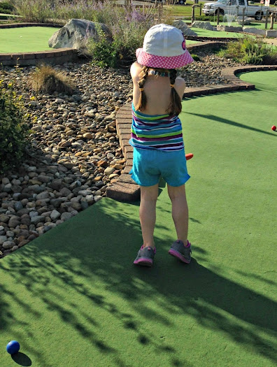 We #GetGoing with Mini Golf! #GetGoing with Jif to Go and Win $1,000