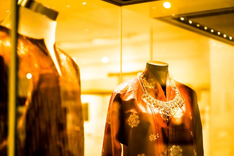 クアラルンプール イスラム美術博物館 展示1