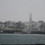 Reykjavík im März