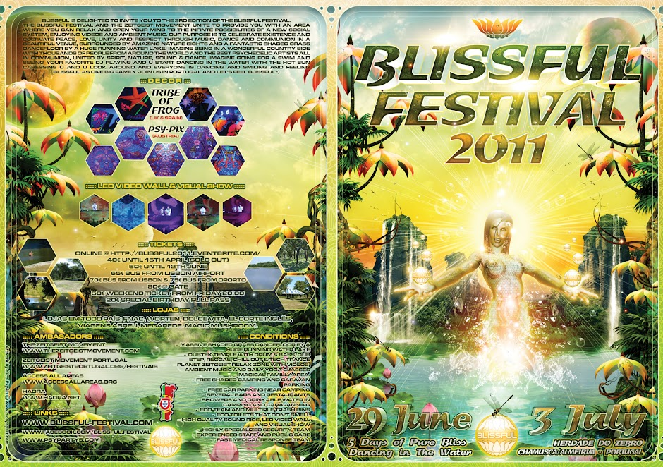 Blissful Festival 2011