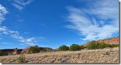 Between Gallup and Albuquerque