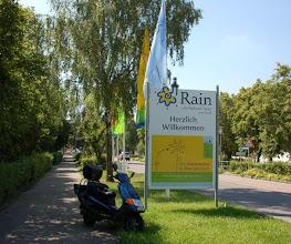 Photo: Natur und Kultur in der Blumenstadt Rain am Lech, >> Die Gartenschau in Rain am Lech << vom 29. Mai bis 23. August 2009  - www.bayernfranz.de