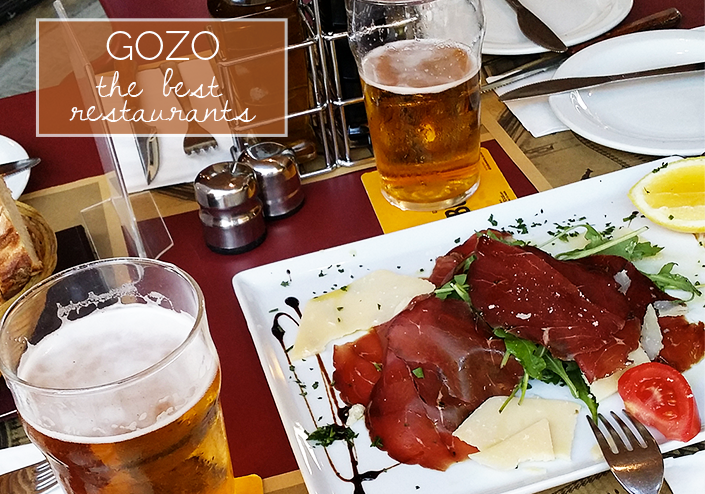 best restaurants of gozo, good addresse in Malta, where to eat in Gozo, gluten free restaurant malta, maltese food