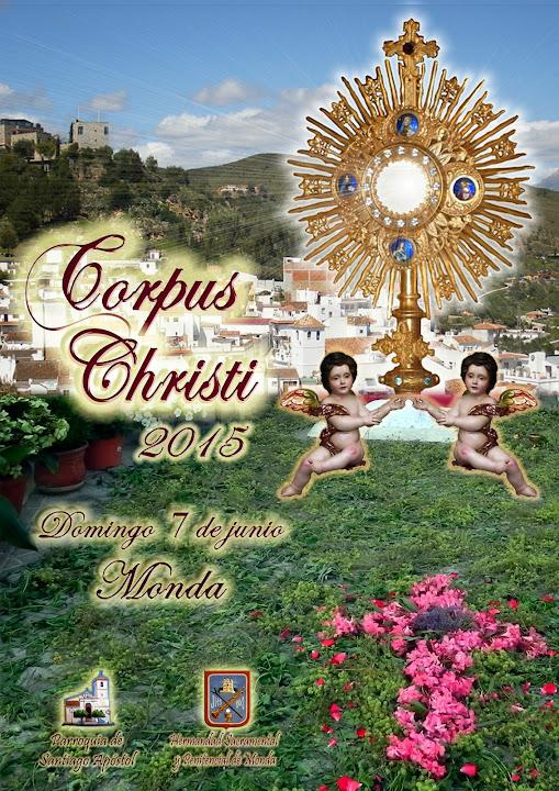 Corpus Christi 2015, Monda