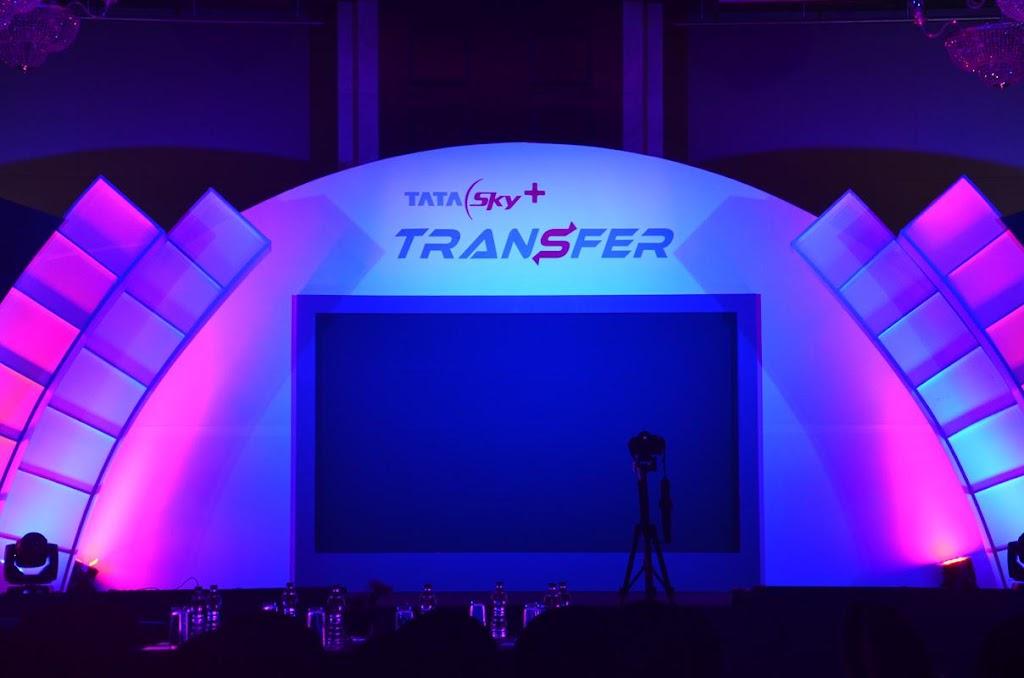 Tata Sky Transfer Product Launch Event - Hotel Paladium 1