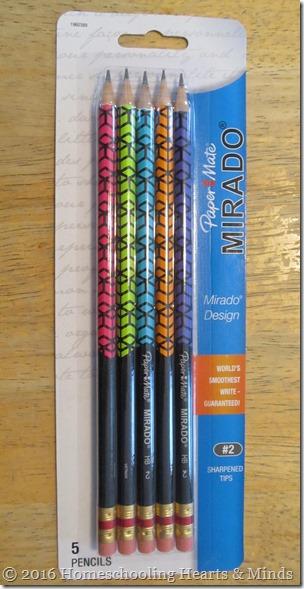 Mirado Design Pencils