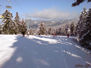 Χιονοδρομικό Κέντρο Περτουλίου 3