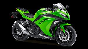 Kawasaki Ninja 300 ABS giả giảm còn 169 triệu