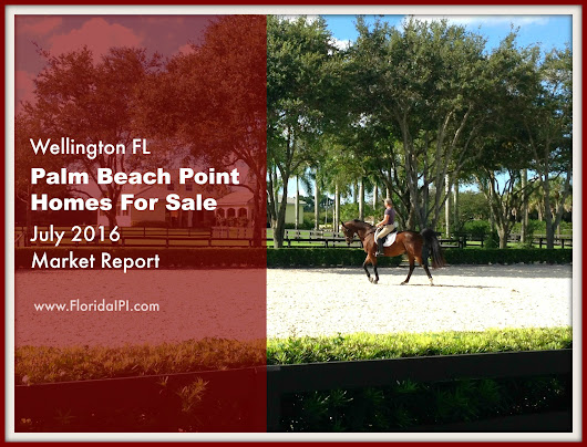 Palm Beach Point in Wellington FL Homes for Sale