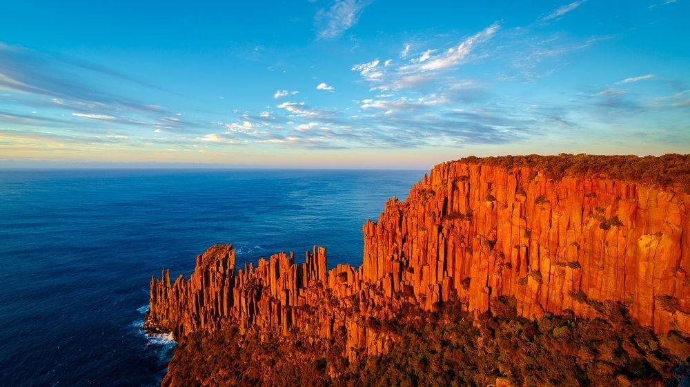 dolerite-column-tasmania-5