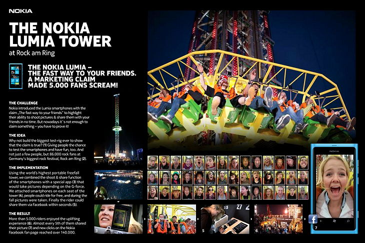 The Nokia Lumia Tower