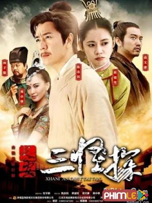 Phim Trường An Tam Quái Thám - Three Unusual Detectives (2015)