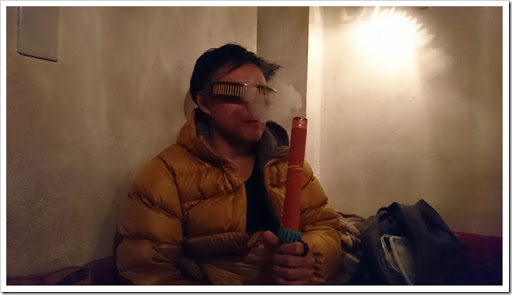 DSC 0630 thumb2 - 【VAPERの休日】大須のシーシャカフェ「kemuri」ゲストハウス「西アサヒ」で餃子&VAPEパーティ【シーシャ/水タバコ/VAPE】