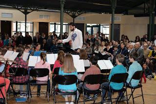 Sel - Concert Orchestre harmonie junior