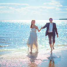 Wedding photographer Igor Karpov (unusuallin). Photo of 25.10.2017