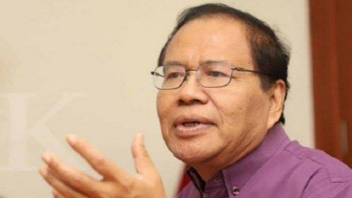 Bahas Ganjar Pranowo, Rizal Ramli: Modalnya Hanya Pencitraan, Rakyat Hidup Susah