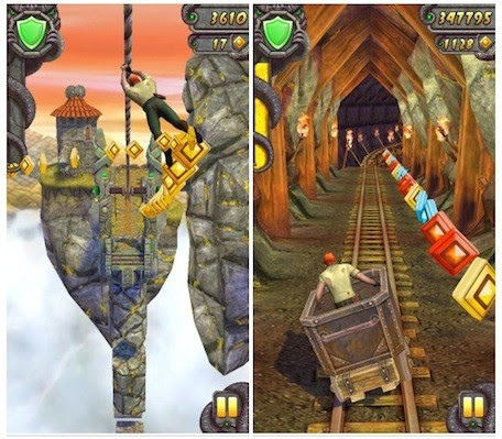 temple run 2 kapak
