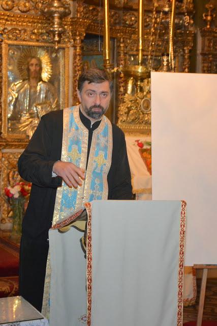 Sorin Dumitrescu la Sf. Silvestru despre Inviere 001